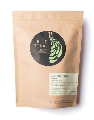 Blue Tokai Coffee Roasters French Roast - 250 Gm (Cold Brew)