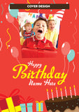 Birthday Streamers | Personalised Greeting Cards