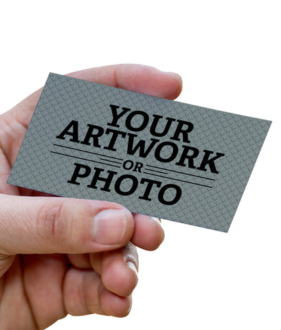 Business Card | Upload Your Artwork