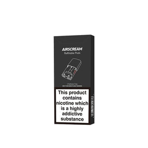 Airscream AirsPops Cartridge - NEW Refillable Pods - Australia Vape Company