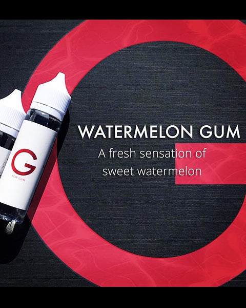 G FOR GUM - Watermelon Gum - Australia Vape Company