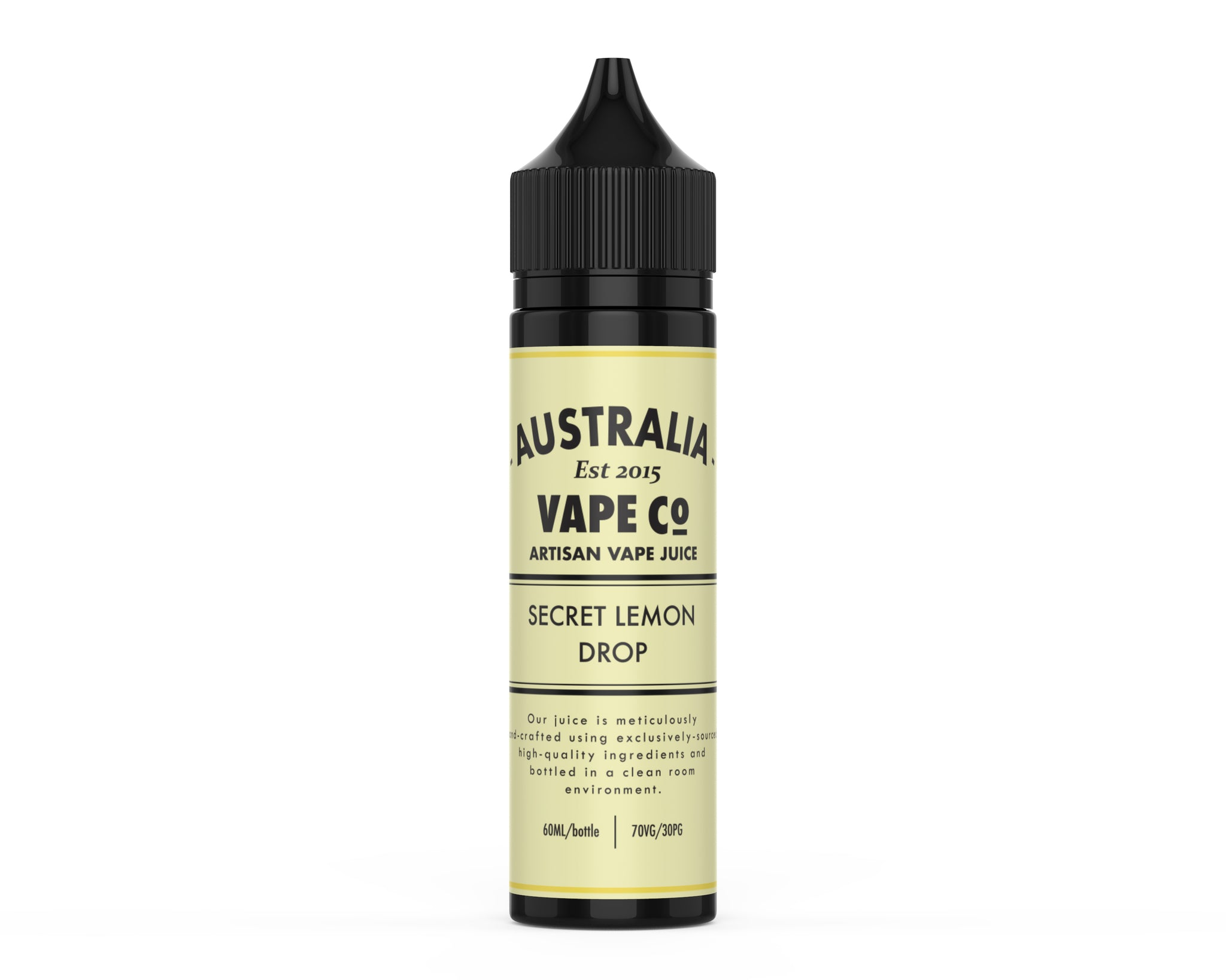 AUSTRALIA VAPE CO - Secret Lemon Drop - Australia Vape Company
