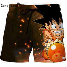 Kid Goku Short (Collection)