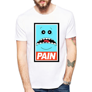 Mr. Meeseeks Pain Print Collection