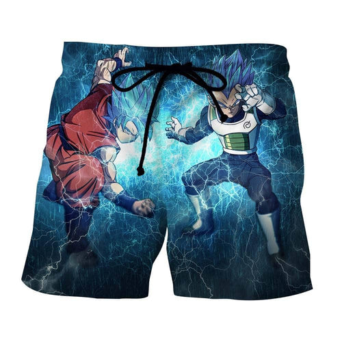 Super Saiyan Gods Shorts