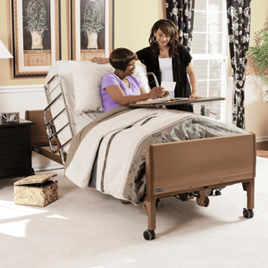 Invacare Full Electric Homecare Bed (5410IVC) - sold by Dansons Medical - Electric Bed manufactured by Invacare