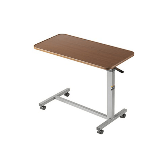 Invacare Overbed Table with Auto-Touch Height Adjustment (6417)