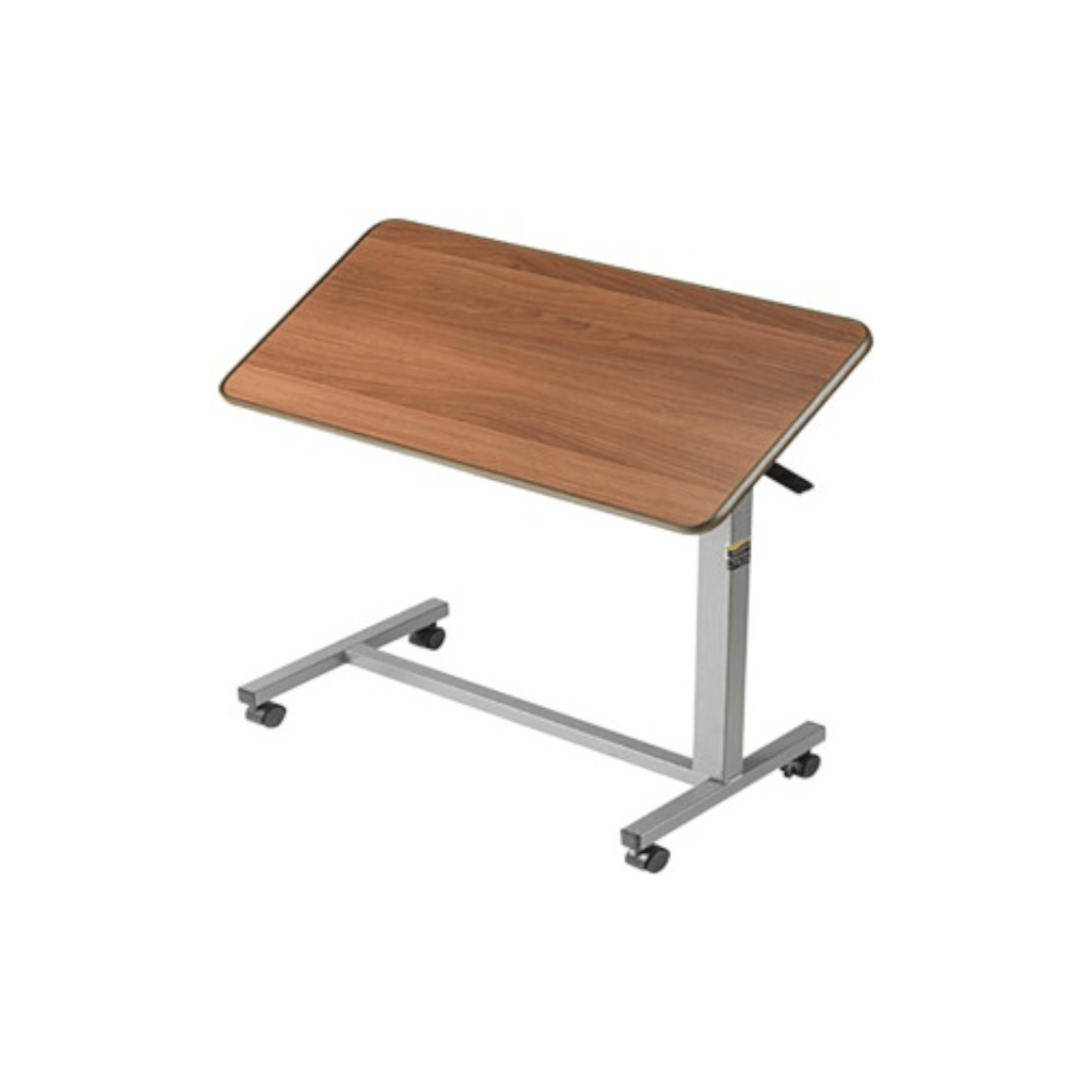 Invacare Tilt-Top Overbed Table - sold by Dansons Medical - Overbed Table manufactured by Invacare