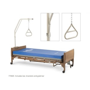 Invacare Trapeze Bar with Two-Piece Design (7740A) - sold by Dansons Medical - Bed Trapeze manufactured by Invacare