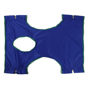 Invacare Basic Polyester Sling with Commode Opening - sold by Dansons Medical - Toileting Slings manufactured by Invacare