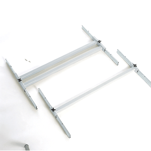 Invacare Etude HC Bed - Deck Extension Kit - sold by Dansons Medical - Bed Kits manufactured by Invacare