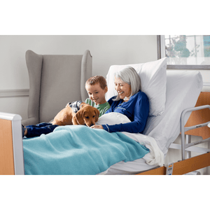 Invacare Etude Full Electric Homecare Bed (ETUDE-HC) - sold by Dansons Medical - Electric Bed manufactured by Invacare