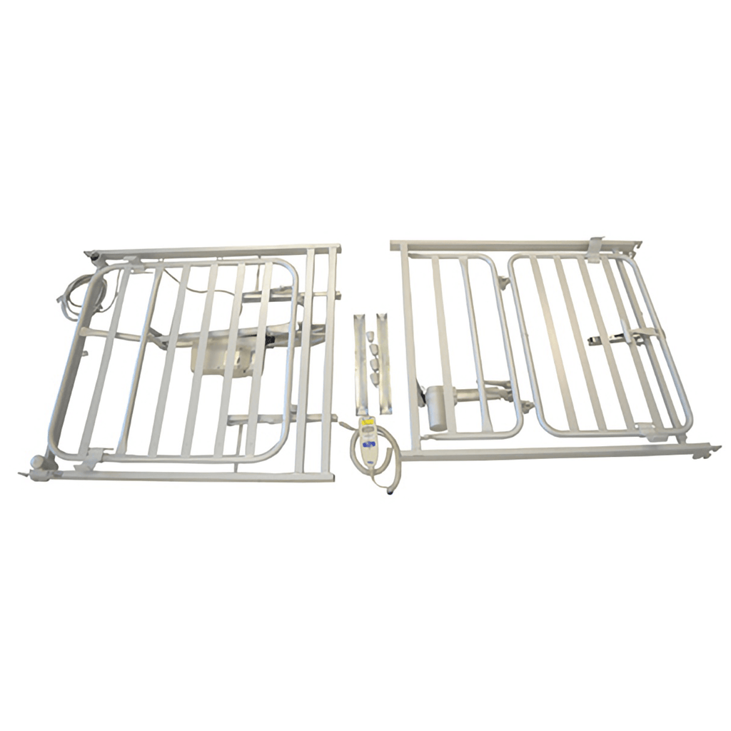 Invacare Etude HC Bed - Head and Foot Section (ETUDEDECK) - sold by Dansons Medical - Bed Panels manufactured by Invacare