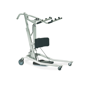 Invacare GET-U-UP Hydraulic Lift - sold by Dansons Medical - Hydraulic Stand Assist manufactured by Invacare