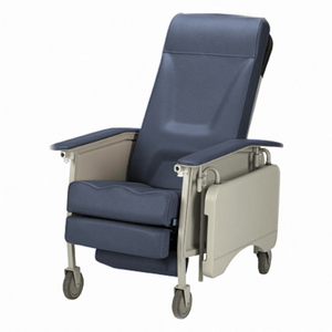 Invacare Deluxe Three- Position Recliner - sold by Dansons Medical - Medical Recliner manufactured by Invacare