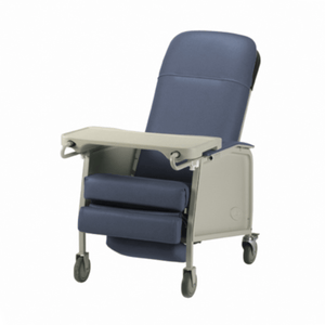 Invacare Traditional Three- Position Recliner - sold by Dansons Medical - Medical Recliner manufactured by Invacare