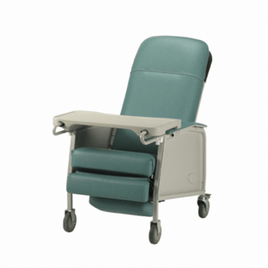 Invacare Traditional Three- Position Recliner - sold by Dansons Medical - 3 Position Recliner manufactured by Invacare
