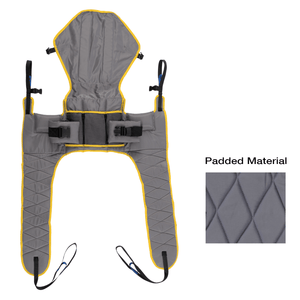 Hoyer Access Sling w/ Head Support - sold by Dansons Medical - Universal Slings manufactured by Joerns