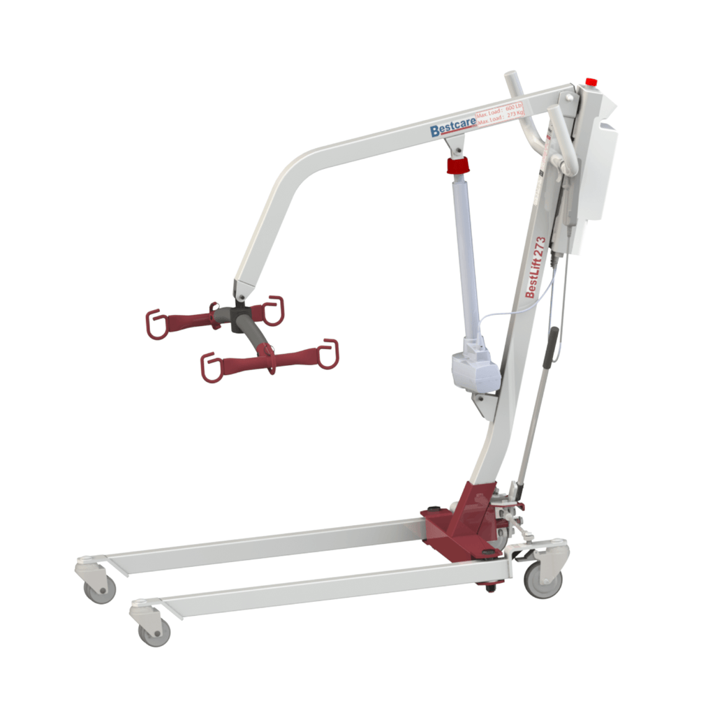 BestLift PL273 - sold by Dansons Medical - Electric Patient Lifts manufactured by Bestcare