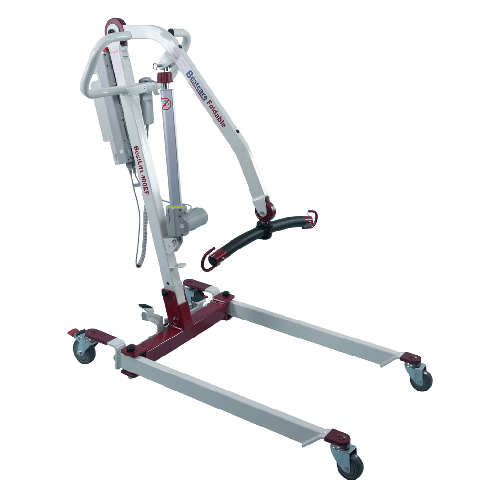 BestLift PL400EF - sold by Dansons Medical - Electric Patient Lifts manufactured by Bestcare