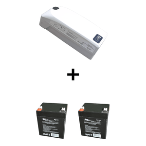 Performance Battery Box - sold by Dansons Medical - Control Box and Batteries manufactured by Bestcare