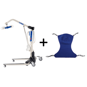 Invacare Reliant 450 Lift - sold by Dansons Medical - Electric Patient Lifts manufactured by Invacare