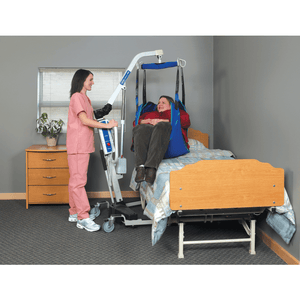 Invacare Reliant 600 Lift - sold by Dansons Medical - Electric Patient Lifts manufactured by Invacare