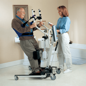 Invacare Reliant 350 Stand-up Lift - sold by Dansons Medical - Electric Stand Assist manufactured by Invacare
