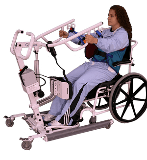 BestSling Deluxe Padded Stand Assist Sling - sold by Dansons Medical - Stand Assist Slings manufactured by Bestcare