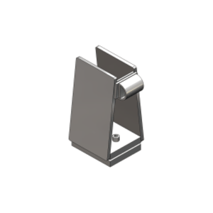Track 135mm End Stop for Luna Ceiling Lift - sold by Dansons Medical - Ceiling Lift Track Parts manufactured by Bestcare