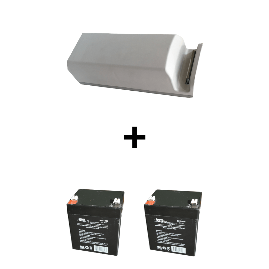 TiMotion Battery Box - sold by Dansons Medical - Control Box and Batteries manufactured by Bestcare