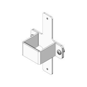 TiMotion Control Box Mast Bracket - sold by Dansons Medical - Parts and Accessories manufactured by Bestcare