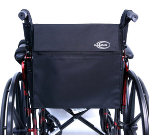 Karman Universal Backrest Large Pouch - sold by Dansons Medical - Wheelchair Accessories manufactured by Karman Healthcare