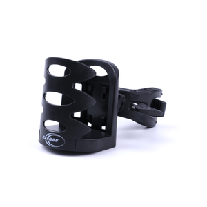 Karman Universal Cup Holder for Wheelchair or Walker - sold by Dansons Medical - Wheelchair Accessories manufactured by Karman Healthcare