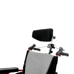 "Karman Universal Foldable Headrest for 1"" Handles - sold by Dansons Medical - Wheelchair Accessories manufactured by Karman Healthcare"
