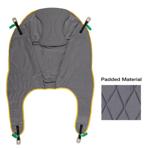 Hoyer Comfort Padded Clip Sling - sold by Dansons Medical - Universal Slings manufactured by Joerns