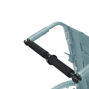 Karman Foldable Push Bar for Ergo Wheelchairs - sold by Dansons Medical - Wheelchair Accessories manufactured by Karman Healthcare