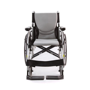 Karman S-Ergo 105 Lightweight Wheelchair - sold by Dansons Medical - Ergonomic Wheelchairs manufactured by Karman Healthcare