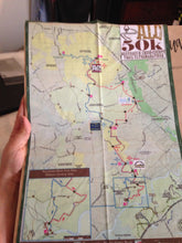 ALQ50k Manky Map Course Map