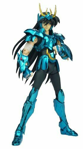 Used BANDAI Saint Seiya Cloth Myth V3 (Final Bronze Cloth) Dragon Shiryu Figure