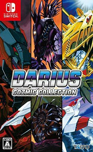 NEW Nintendo Switch Darius Cosmic Collection JAPAN OFFICIAL IMPORT