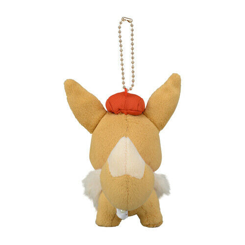 Pokemon Center Plush doll Mascot Pokemon Cafe Mix Eevee JAPAN OFFICIAL IMPORT