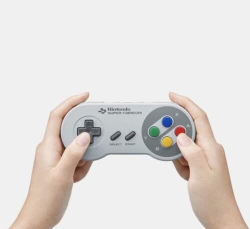 NEW Nintendo Switch Online SUPER FAMICOM Controller SNES JAPAN OFFICIAL IMPORT