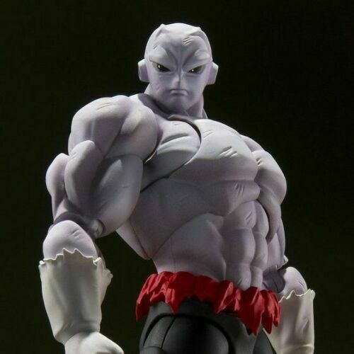 Premium Bandai S.H.Figuarts Jiren -Final Battle- (Dragon Ball Super) JAPAN
