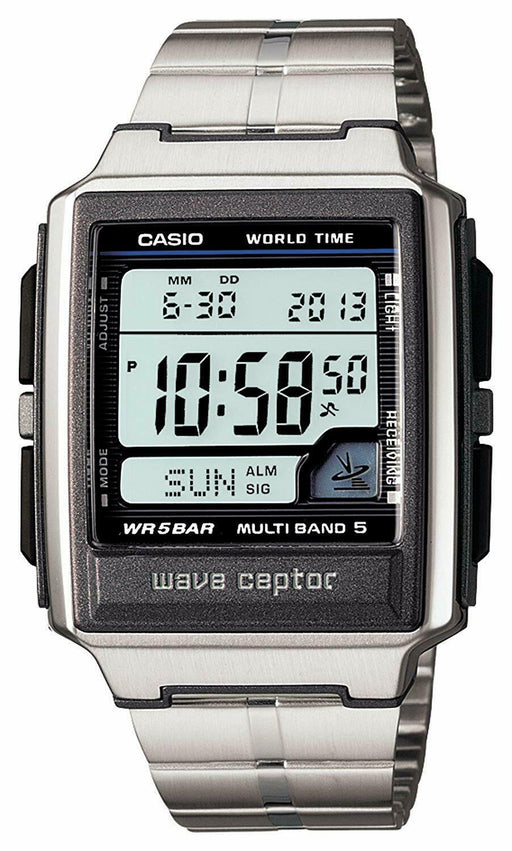 CASIO Wave Ceptor WV-59DJ-1AJF Multiband 5 Mens Watch WR 5 BAR JAPAN OFFICIAL