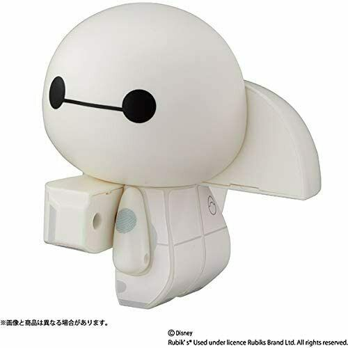 mo-3 Megahouse Charaction CUBE Disney Baymax Twist Puzzle JAPAN OFFICAL