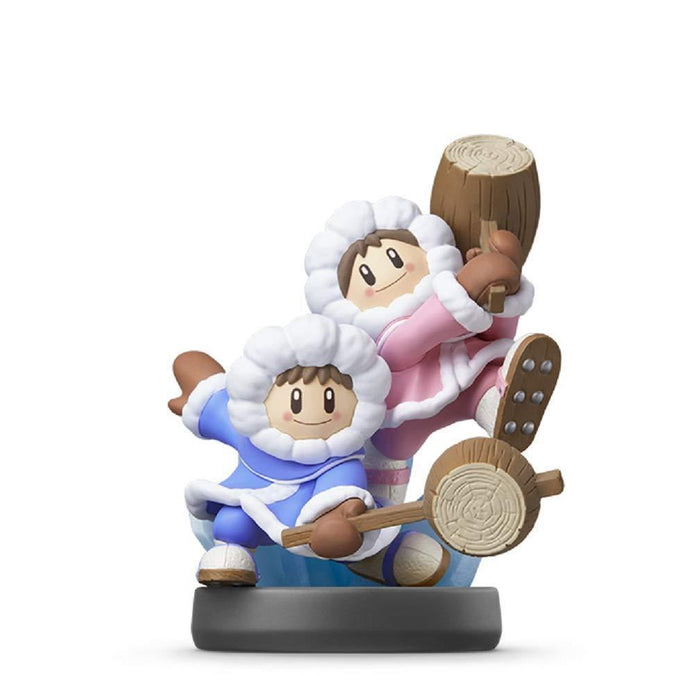 NEW Nintendo amiibo Ice climbers Super Smash Bros. JAPAN OFFICIAL IMPORT
