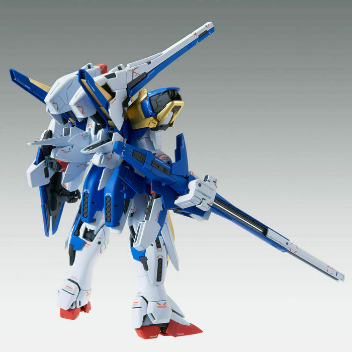 BANDAI MG 1/100 V2 Assault-Buster Gundam ver.Ka Complete JAPAN OFFICIAL IMPORT