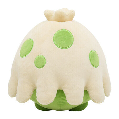 Pokemon Center Original Plush Mocchiri Manmaru Cusion Shroomish Kinococo JAPAN
