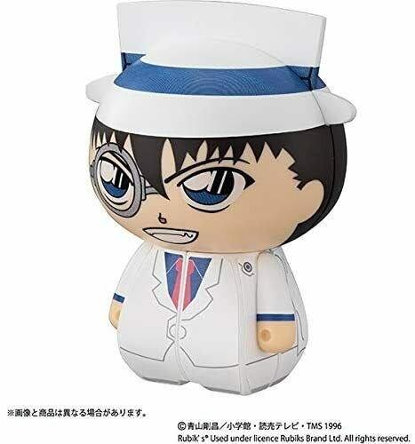 mo-4 MegaHouse Charaction CUBE Detective Conan Phantom Thief Kid JAPAN OFFICAL